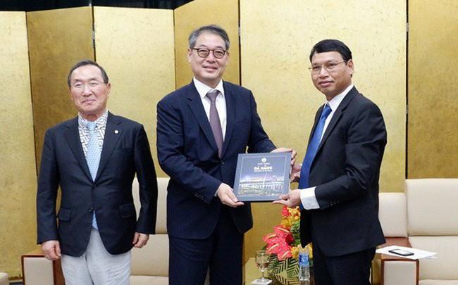 Một tập đoàn Hàn Quốc muốn đầu tư đô phức hợp thị thông minh ở Đà Nẵng - ảnh 1
