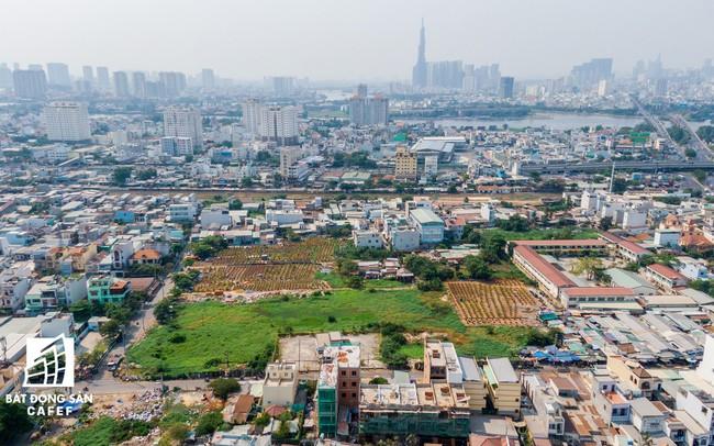 TPHCM: Mòn mỏi chờ cấp sổ đỏ sau khi mua đất gần 30 năm
