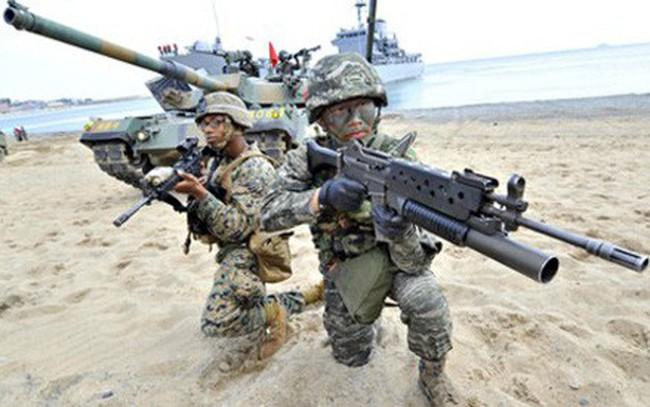 Tổng thống Trump sắp tuyên bố đình chỉ tập trận quân sự quy mô lớn với Hàn Quốc, quả ngọt đến muộn của Hội nghị Thượng đỉnh Mỹ - Triều?