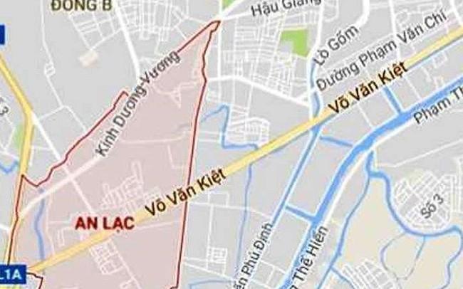 Quận Bình Tân trình UBND Tp.HCM phê duyệt 8 đồ án quy hoạch trên địa bàn