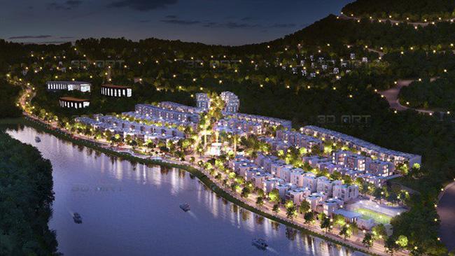 """Dự án sở hữu địa thế """"tựa sơn hướng thủy"""" ở Nha Trang ôm trọn 3 view biển - hồ - núi"""