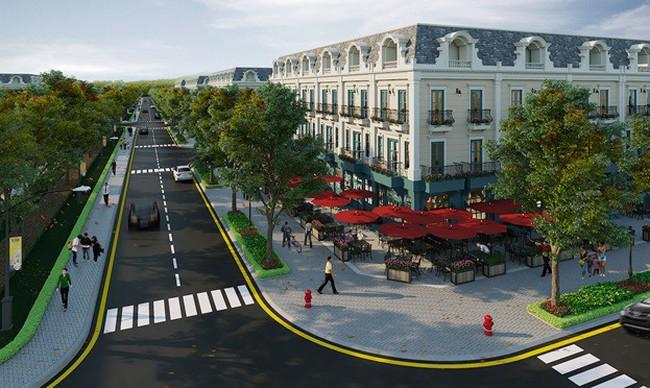 Hé lộ chủ đầu tư dự án nhà phố thương mại quy mô bậc nhất Uông Bí