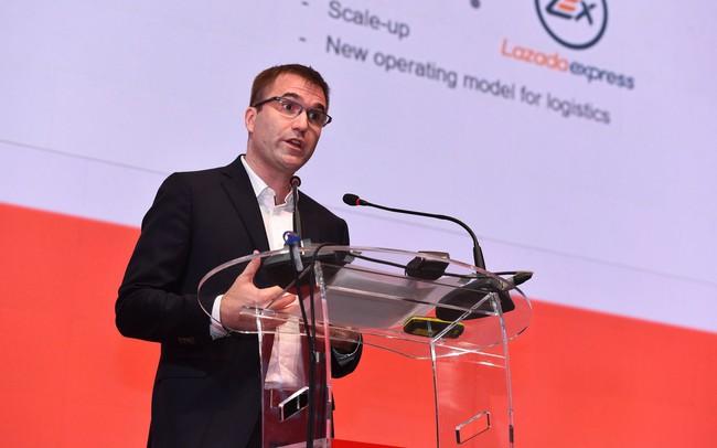 CEO Lazada: Các triệu phú châu Á dành 3 tiếng trên di động, đó là tiềm năng lớn cho thương mại điện tử