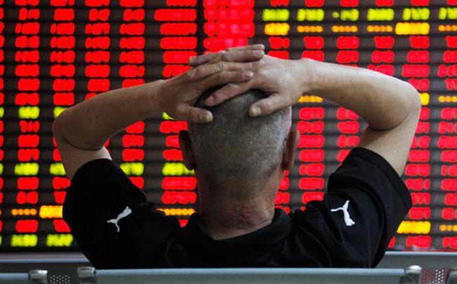 Lo ngại về tình trạng suy thoái kinh tế, chứng khoán châu Á không thoát được sắc đỏ