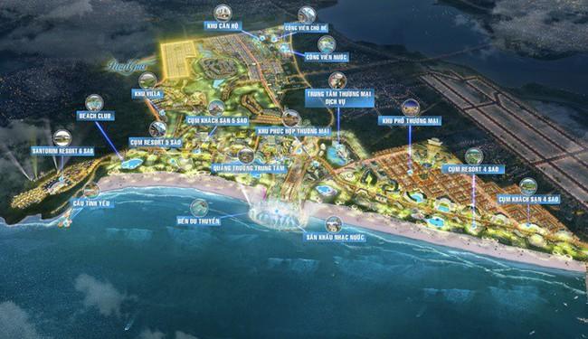 Trải nghiệm sống như nghỉ dưỡng tại Bãi Dài Cam Ranh