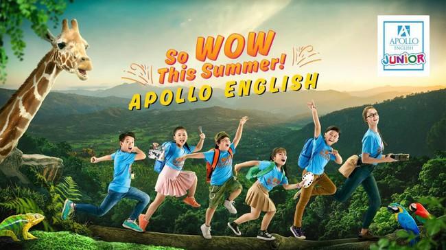 Khám phá thế giới ngay tại Apollo English là điều có thể
