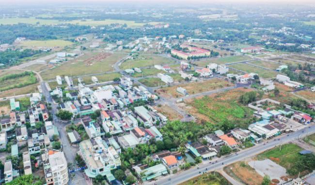 Cận cảnh khu dân cư Thanh Yến Residence sở hữu hạ tầng hoàn thiện tại Long An