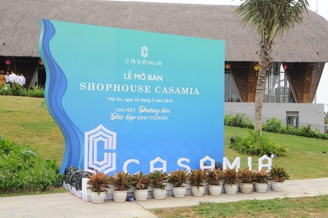 Lễ mở bán shophouse Casamia thu hút giới đầu tư tại Hội An