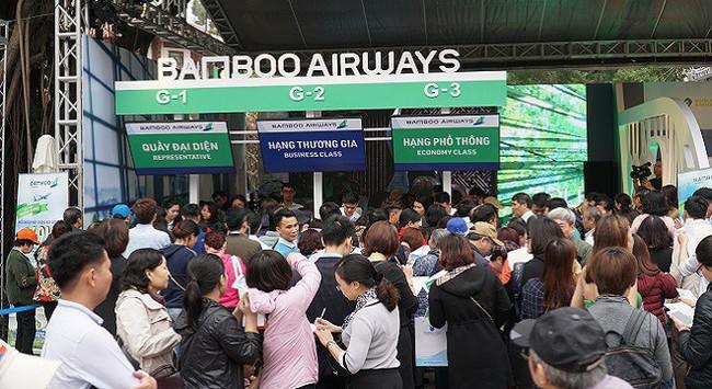 Cơ hội mua hàng ngàn vé máy bay với giá từ 149.000 VND của Bamboo Airways