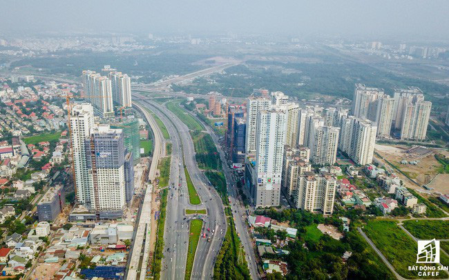 HoREA lo ngại nguồn cung bất động sản tại TP.HCM giảm mạnh, giá tăng