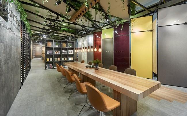 An Cường giới thiệu hàng loạt giải pháp mới về gỗ công nghiệp tại Vietbuild 2019