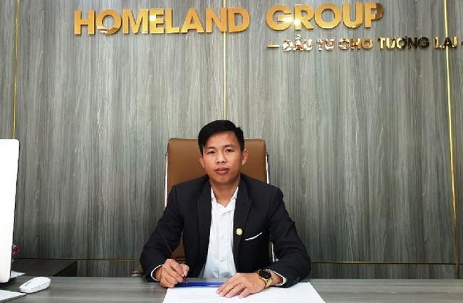 """Diamond Palace: """"Cam kết vàng"""" đầu tư BĐS từ HomeLand Group"""