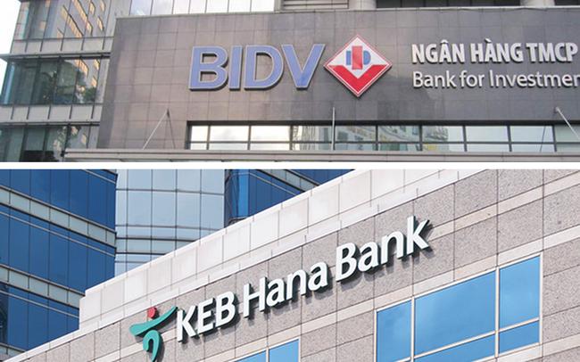 """Cuộc """"hôn nhân"""" cùng KEB Hana Bank có thể mang đến những gì cho BIDV?"""