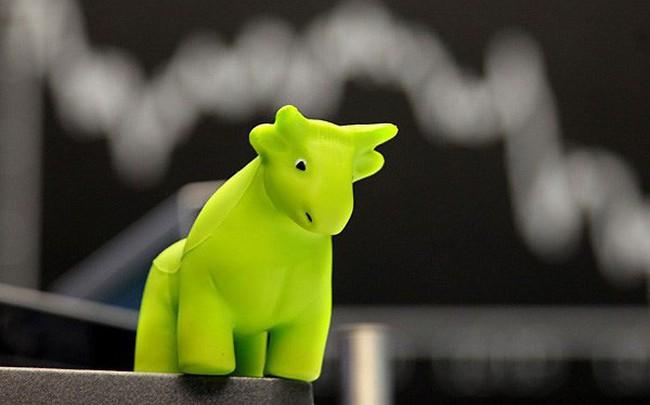 Thị trường tăng mạnh, khối ngoại tiếp tục bán ròng hơn 120 tỷ đồng trong phiên đầu tuần