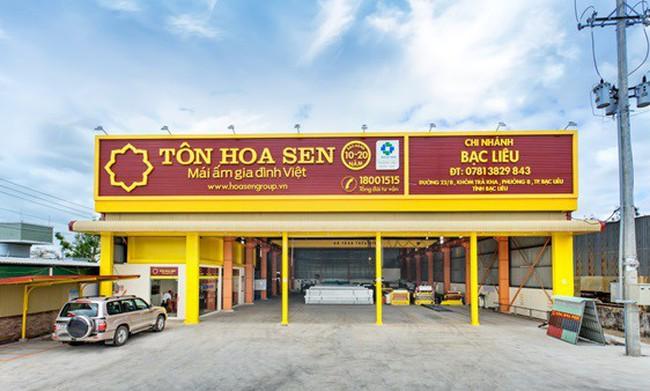 """Thực hư việc Tập đoàn Hoa Sen """"vội vã"""" đóng cửa hàng loạt chi nhánh"""