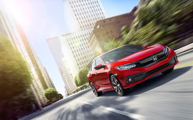 Honda Civic 2019 có thêm phiên bản RS, giá bán chưa được tiết lộ