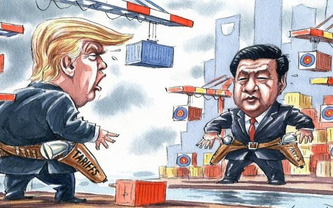 """New York Times: Mỹ """"thâm hụt kép"""" cả thương mại và ngân sách vì vòng luẩn quẩn mà Tổng thống Trump đã tạo ra với Trung Quốc"""