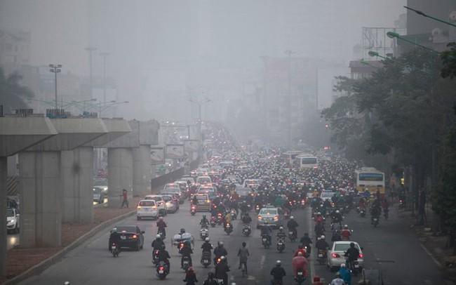 Việt Nam có 93 triệu dân nhưng chỉ 2 thành phố có thông tin về chất lượng khí thở