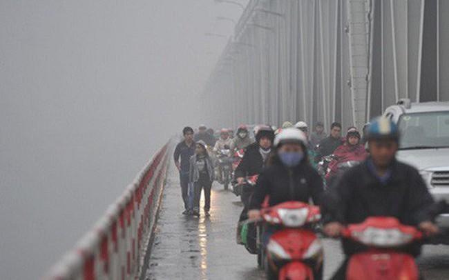 Không khí lạnh tăng cường, miền Bắc chuyển mưa rét dịp cuối tuần