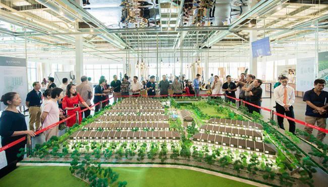 """Lộ diện khu biệt thự """"Beverly Hills"""" của Hà Nội, thu hút khách nước ngoài"""