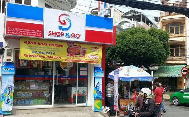 Vingroup mua lại 87 cửa hàng tiện lợi Shop&Go với giá chỉ ... 1 USD