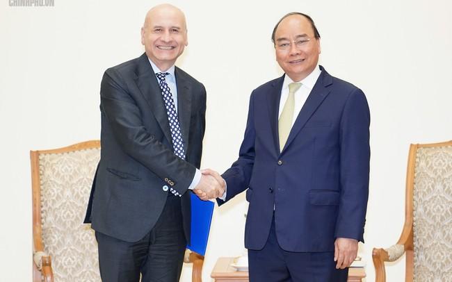 Italy đang có kế hoạch thiết lập đường bay thẳng đến Việt Nam