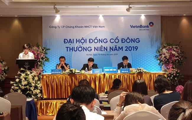 Vietinbank Securities đặt kế hoạch lợi nhuận trước thuế 215 tỷ đồng, tăng tỷ lệ cổ tức lên 12% - ảnh 1