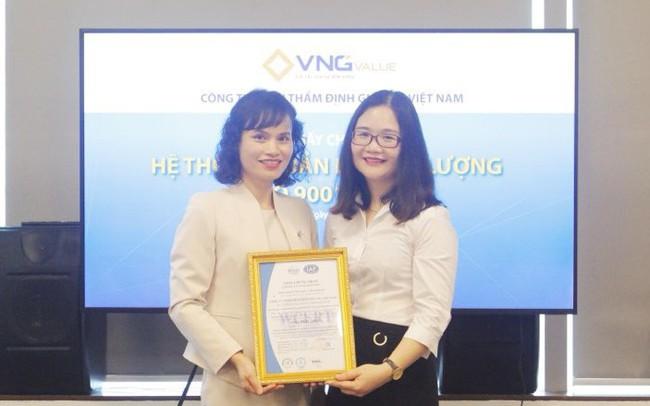 VNG Value đón nhận chứng chỉ tiêu chuẩn quản lý toàn cầu ISO 9001:2015