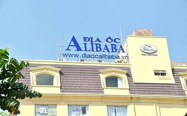 Địa ốc Alibaba bị phạt vì cung cấp thông tin sai quy định