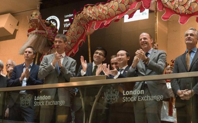 """Nhiều khoản đầu tư lãi bằng lần, quỹ lớn nhất của Dragon Capital tiếp tục """"đặt cược"""" thêm 200 triệu USD vào các đợt IPO năm 2018"""