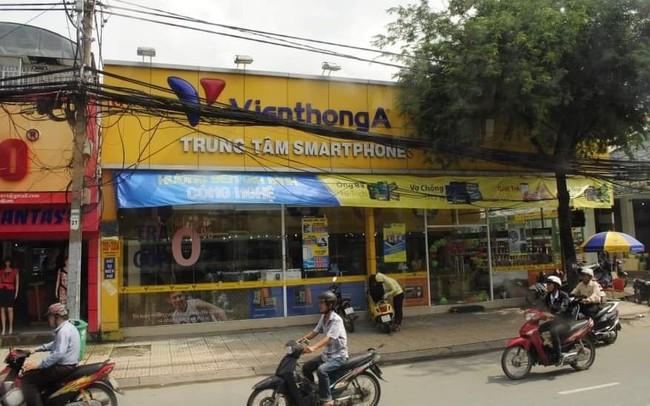 Viễn Thông A giảm số lượng cửa hàng