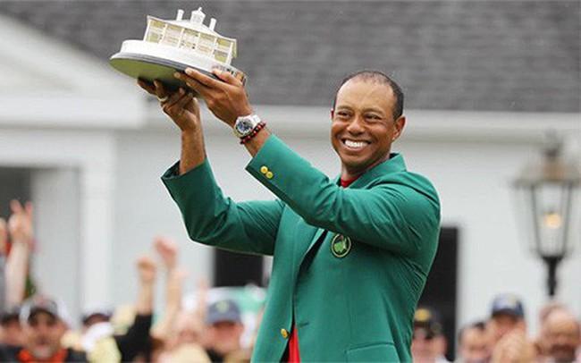 """Master 2019: Tiger Woods vô địch, khẳng định vị thế """"Siêu hổ"""" với danh hiệu Major thứ 15"""
