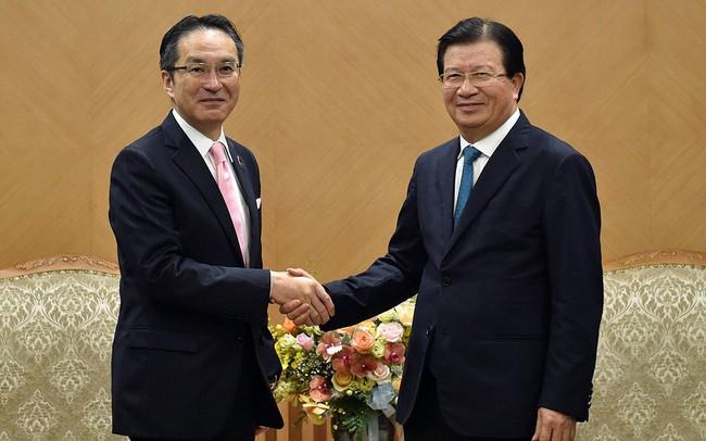 Một doanh nghiệp hàng đầu của Nhật Bản muốn mở rộng đầu tư đa ngành tại Việt Nam