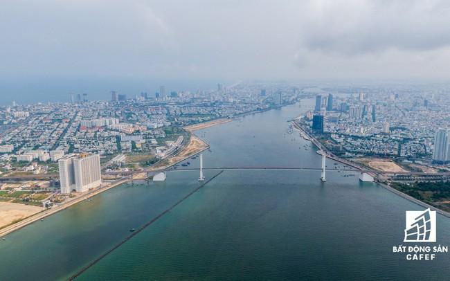 Toàn cảnh dự án khu biệt thự cao cấp được cho là lấn sông Hàn Đà Nẵng, Thanh tra Chính phủ kết luận nhiều sai phạm