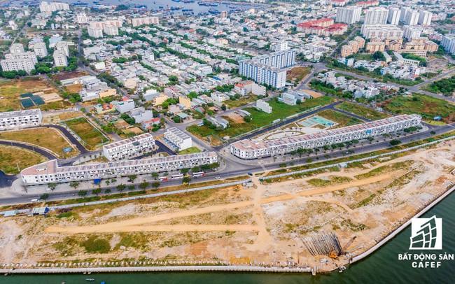Sở Xây dựng TP Đà Nẵng nói gì về vụ dự án Bến du thuyền Đà Nẵng - Marina Complex được cho là lấn sông Hàn, phân lô biệt thự?