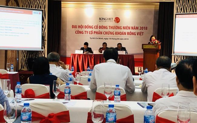 ĐHĐCĐ Chứng khoán Rồng Việt (VDSC): Kế hoạch 2019 thận trọng khi thị trường chứng khoán dự còn khó khăn