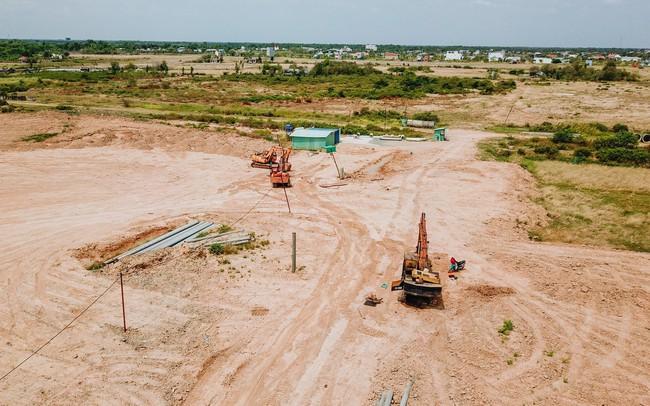 Long An: Hàng loạt dự án bất động sản mở bán khi chưa đủ điều kiện