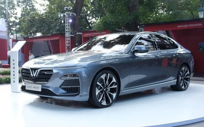 VinFast dự kiến bàn giao xe từ giữa tháng 7, khách hàng có thể tùy chọn trang thiết bị và tính năng trên ô tô