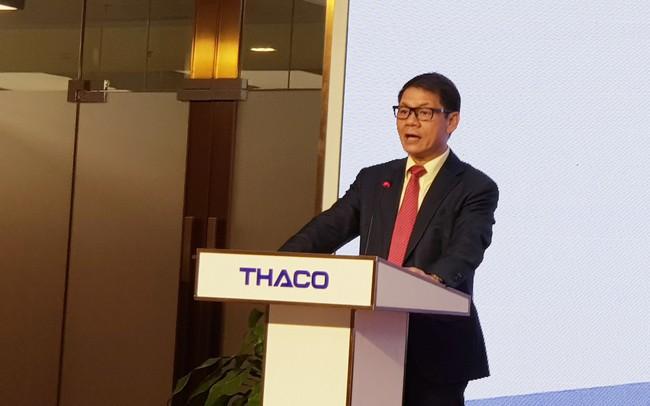 Chủ tịch Trần Bá Dương nói về 2 phương án niêm yết Thaco