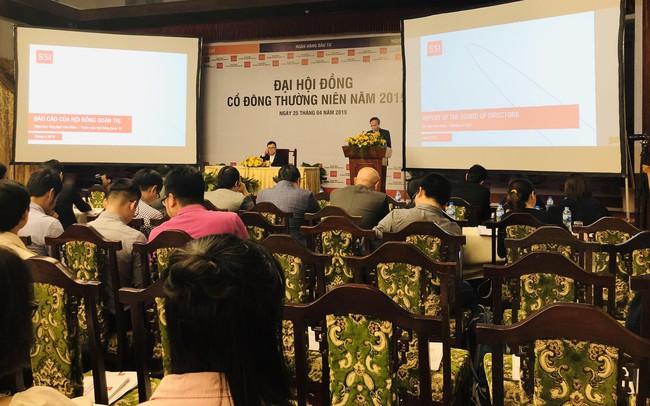 ĐHĐCĐ Chứng khoán SSI: Đặt chỉ tiêu lãi 1.700 tỷ trên cơ sở VN-Index đạt 1.100 điểm, không ưu tiên cạnh tranh bằng việc giảm phí dịch vụ