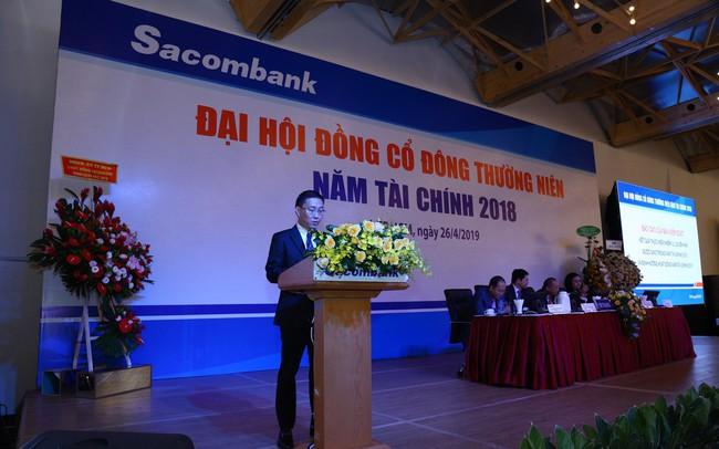 ĐHCĐ Sacombank: Mục tiêu lãi 2.650 tỷ, ông Dương Công Minh hứa không mua bất kỳ bđs nào của Sacombank