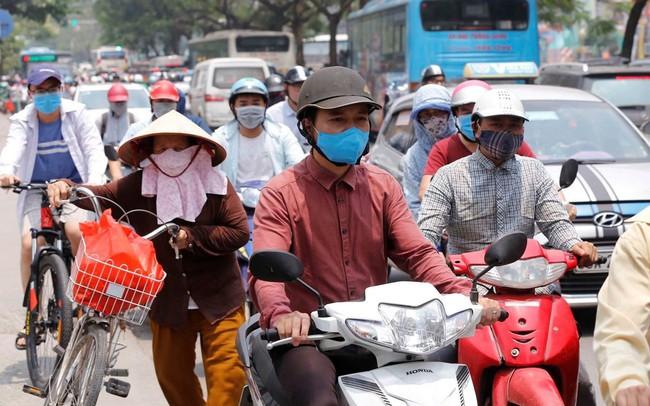 Nắng nóng tiếp tục xảy ra ở Trung Trung Bộ