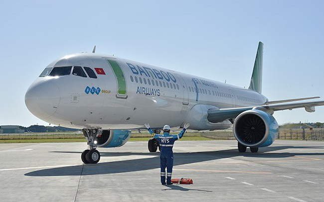 Bamboo Airways của tỷ phú Trịnh Văn Quyết giữ tỷ lệ đúng giờ cao nhất toàn ngành