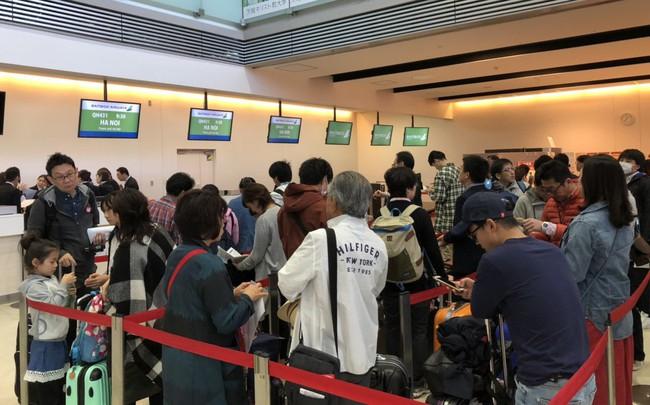 Bamboo Airways của tỷ phú Trịnh Văn Quyết bay chuyến đầu tiên đến Nhật Bản