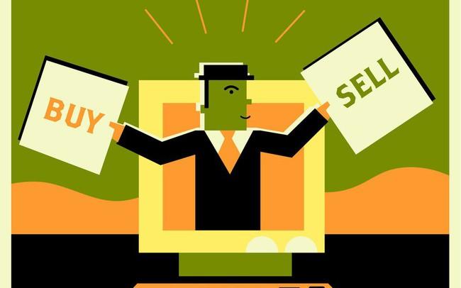Tuần 22-26/4: Tự doanh CTCK đẩy mạnh bán ròng 390 tỷ đồng