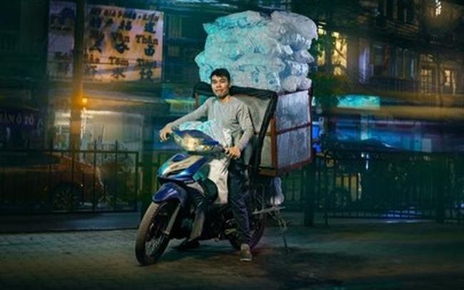 """Xuất hiện trên báo nước ngoài, Hà Nội được mệnh danh là """"thành phố của những chiếc xe máy"""""""