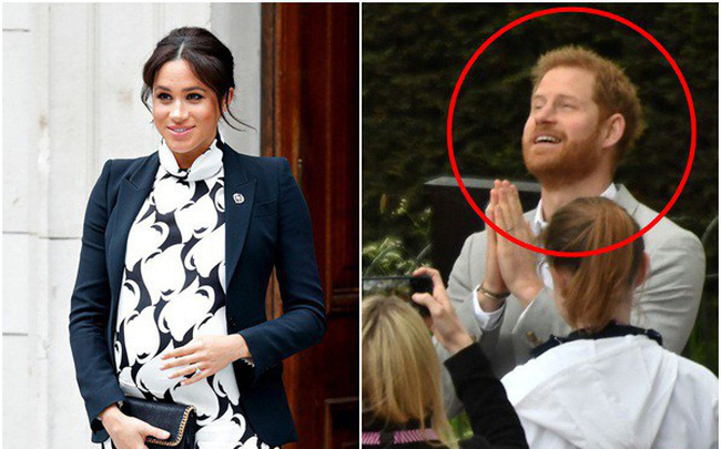Thái độ bất ngờ của Hoàng tử Harry trong sự kiện mới nhất đã vô tình tiết lộ về em bé Sussex, con đầu lòng của cặp đôi