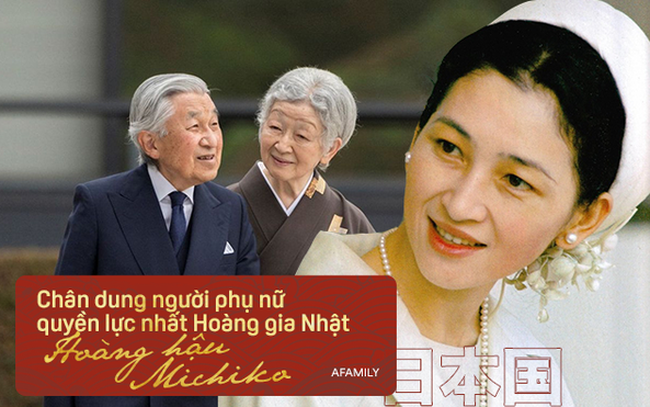 """Hoàng hậu Michiko: Nữ nhân xuất thân """"thường dân"""" vĩ đại nhất cung điện Nhật, tài sắc vẹn toàn khiến nhà vua say đắm suốt hơn 60 năm"""