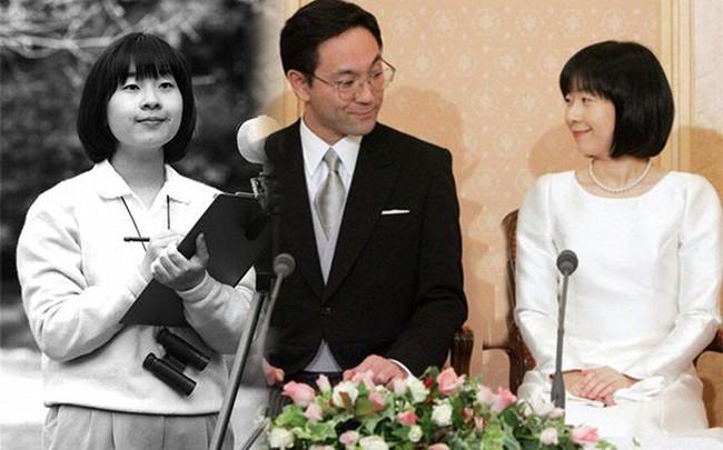 """Công chúa Sayako: Chấp nhận từ bỏ cuộc sống """"cá chậu chim lồng"""" trong cung điện chạy theo chàng trai mồ côi khiến nước Nhật nể phục"""