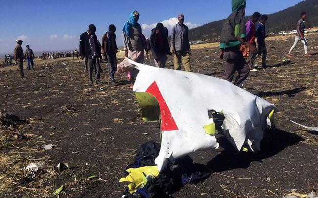 Ethiopia lần đầu công bố báo cáo tai nạn Boeing 737 MAX 8
